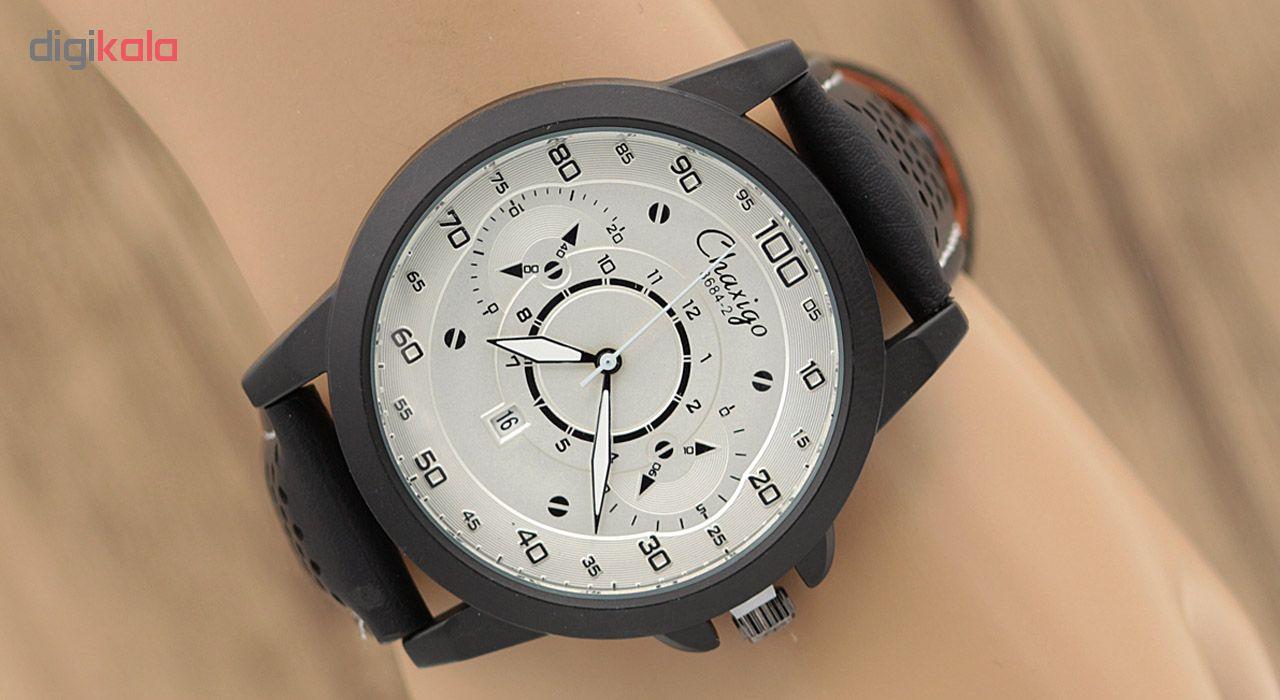 ساعت مچی عقربه ای چاکسیگو مدل CH2019