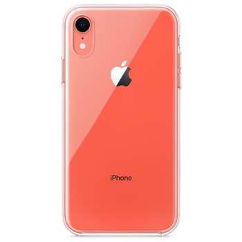 کاور مدل TPU Clear مناسب برای گوشی موبایل اپل iPhone XR