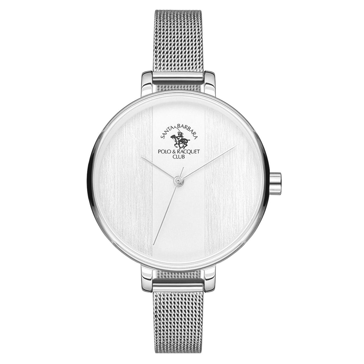 ساعت مچی عقربه ای زنانه سانتا باربارا مدل sb.6.1116.1 8