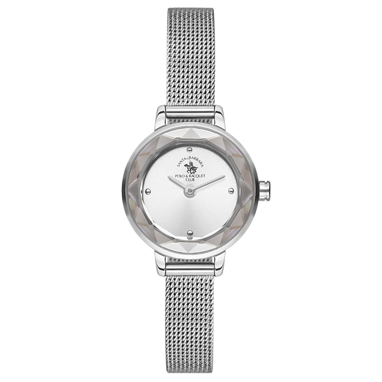 ساعت مچی عقربه ای زنانه سانتا باربارا مدل sb.6.1121.4