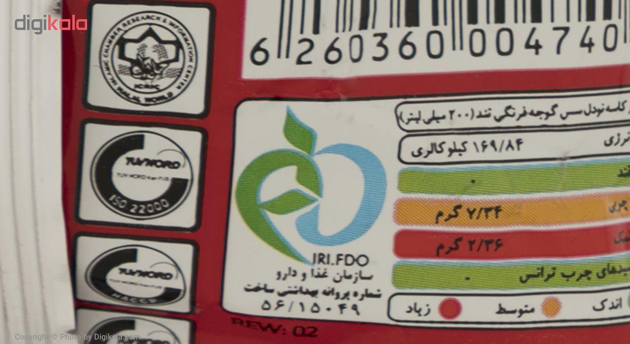 نودالیت با طعم سس گوجه فرنگی تند الیت مقدار 75 گرم main 1 3