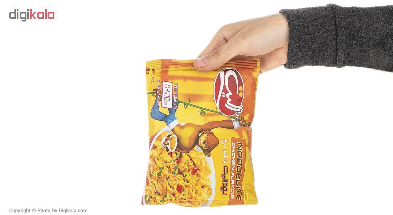 نودالیت با طعم مرغ الیت مقدار 75 گرم main 1 4