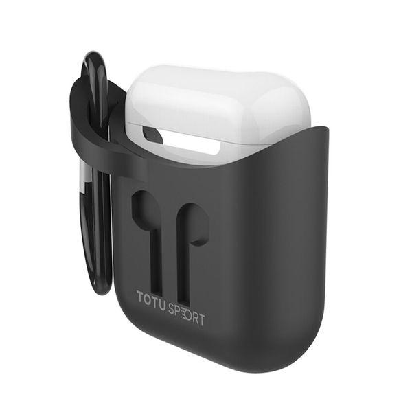 کاور توتواسپورت مدل  CRG01 مناسب برای کیس اپل Airpod