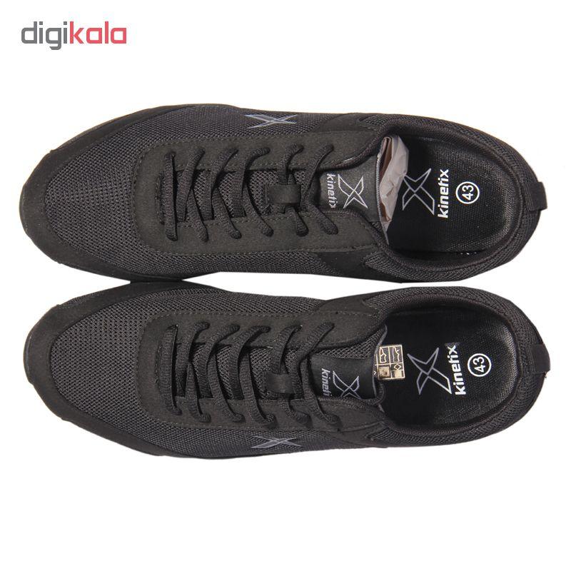 کفش مخصوص پیاده روی مردانه کینتیکس مدل velez رنگ مشکی