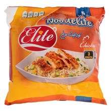 نودالیت با طعم مرغ الیت مقدار 75 گرم بسته 5 عددی