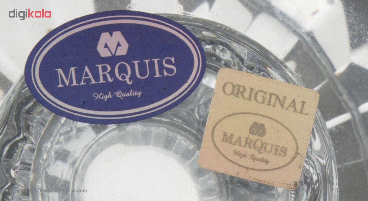 شکلات خوری کریستال مارکوئیس مدل E115