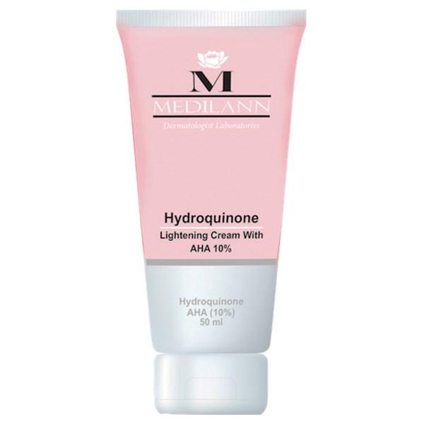 کرم روشن کننده Hydroquinone مدیلن 50ml