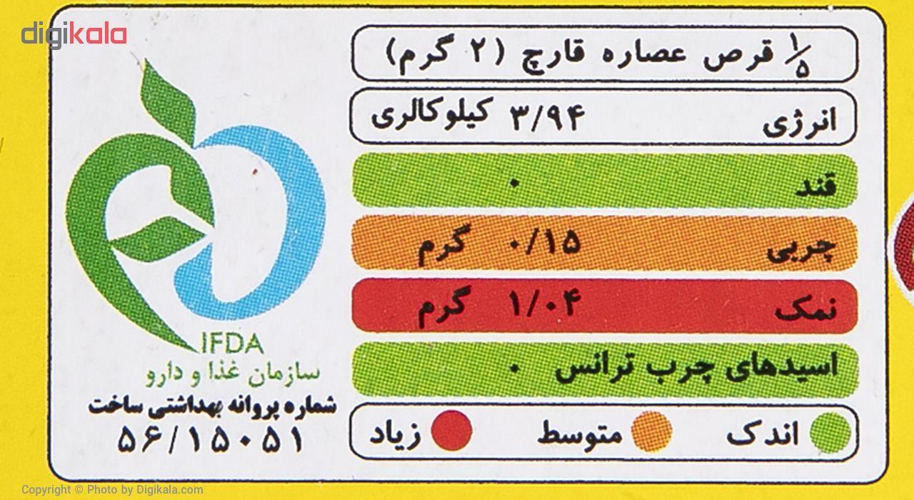 پودر عصاره قارچ الیت مقدار 80 گرم main 1 5