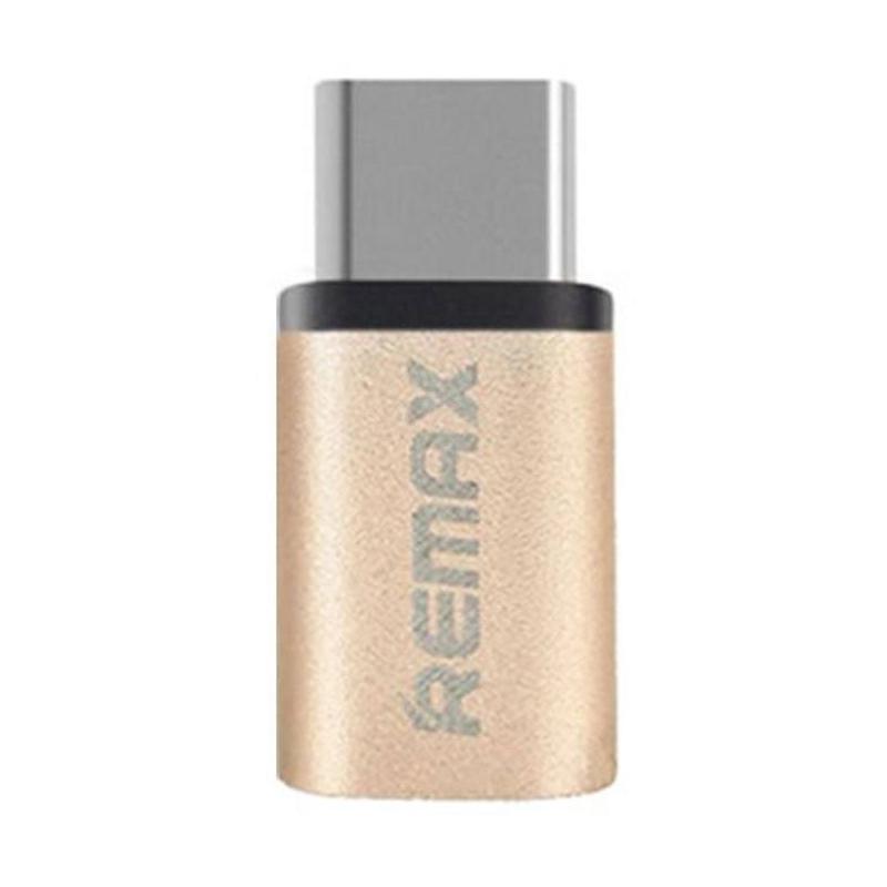 مبدل Micro USB به USB-C ریمکس مدل metal              ( قیمت و خرید)
