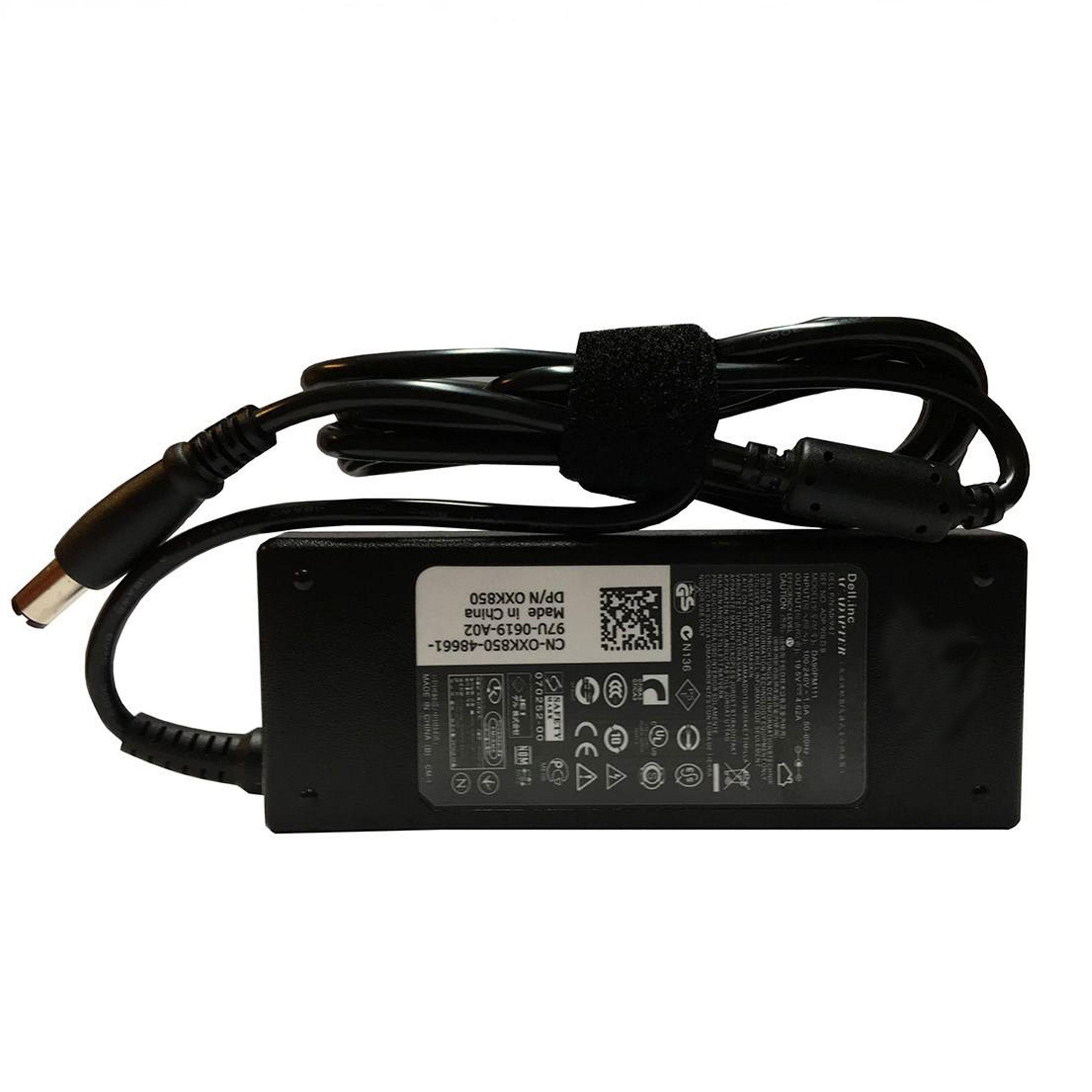 شارژر لپ تاپ 19.5 ولت 4.62 آمپر دل مدل DA90PM111