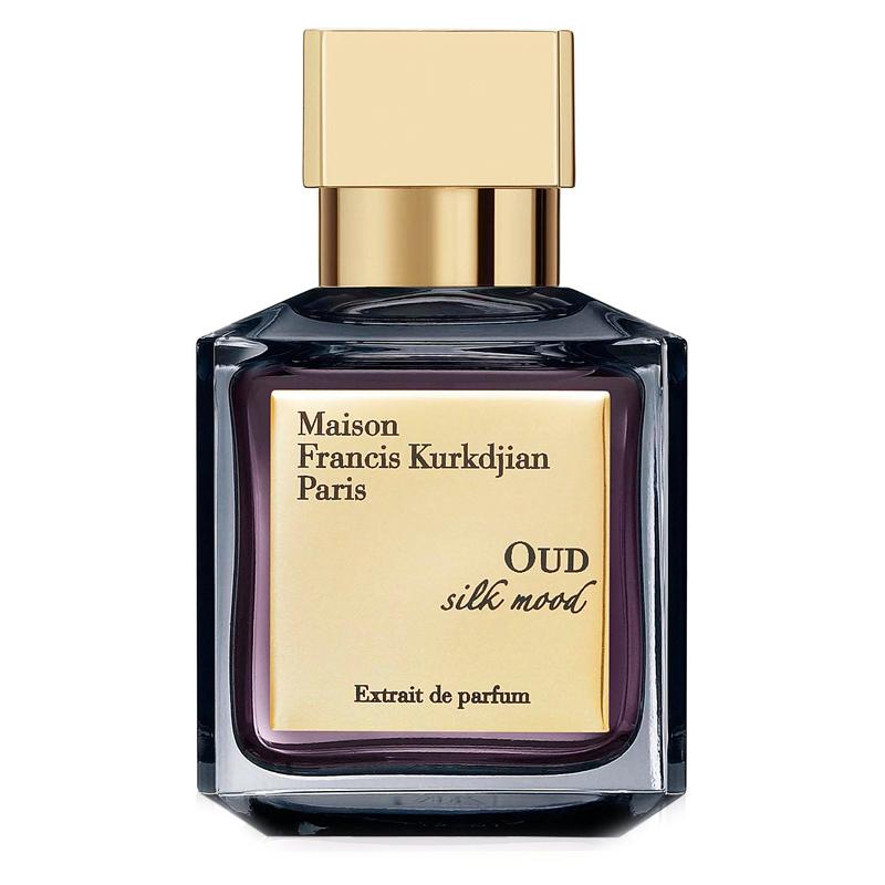پرفیوم میسون فرانسیس کورکجان مدل Oud Silk Mood Extrait de parfum حجم 70 میلی لیتر