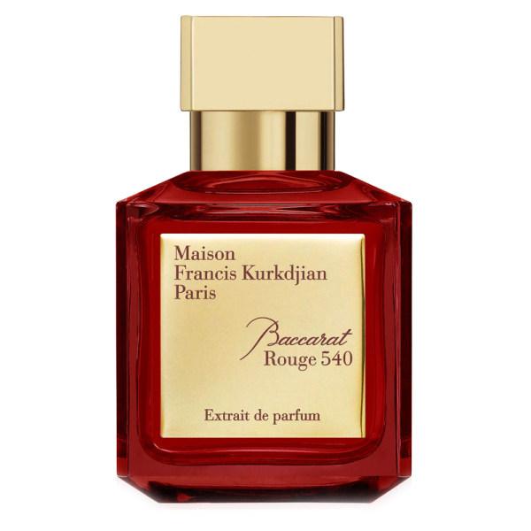 پرفیوم میسون فرانسیس کورکجان مدل Baccarat Rouge 540 Extrait de Parfum