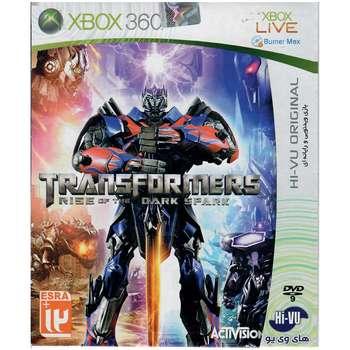 بازی Transformers مخصوص ایکس باکس 360