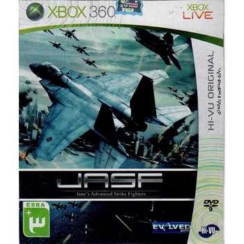 بازی JASF مخصوص ایکس باکس 360