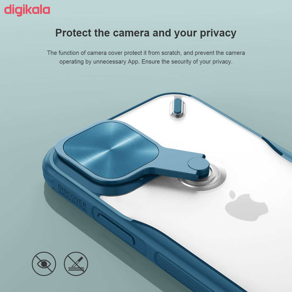کاور نیلکین مدل Cyclops مناسب برای گوشی موبایل اپل Iphone 12 Pro Max main 1 9