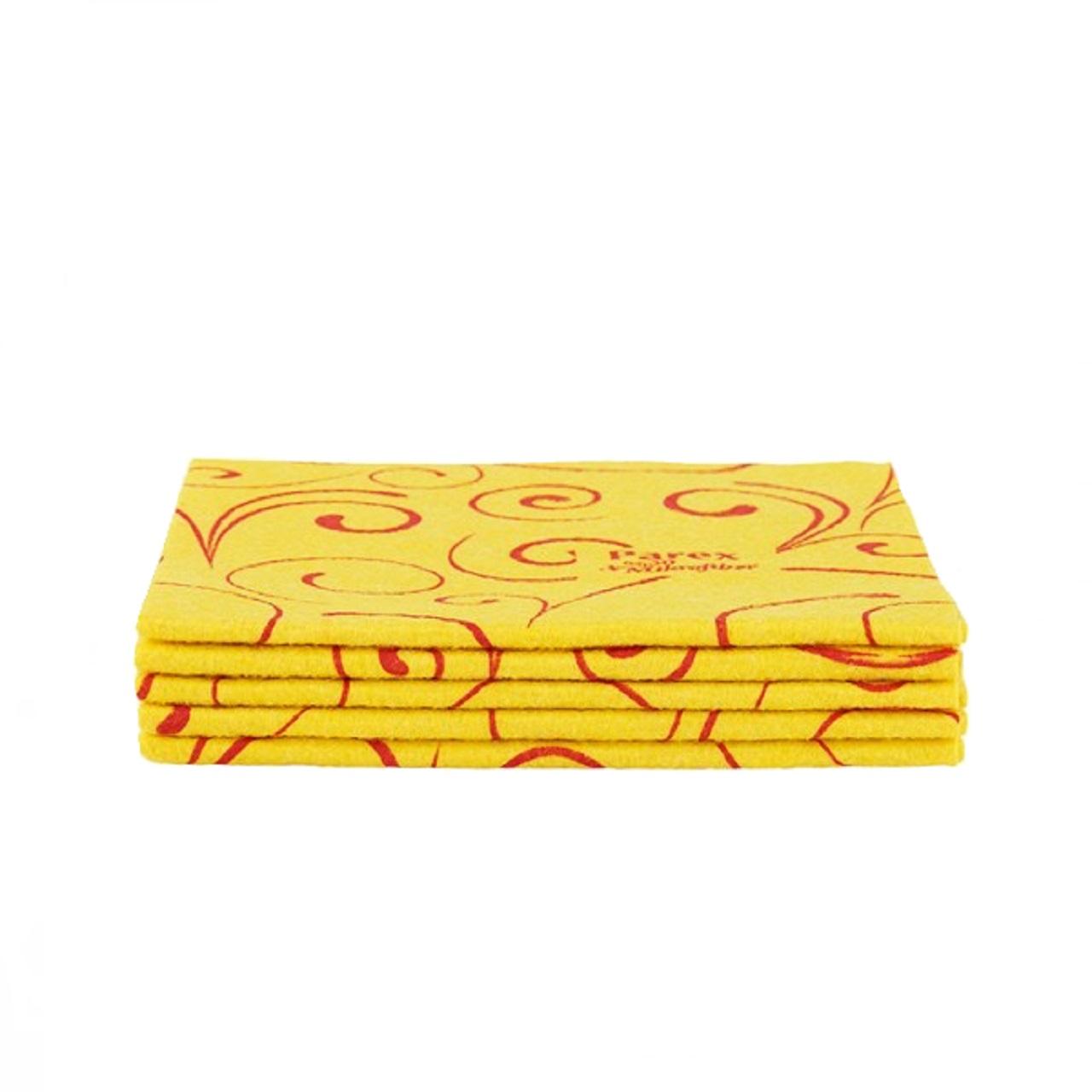 دستمال میکروفایبر پرکس مدل 90014 بسته 5 عددی