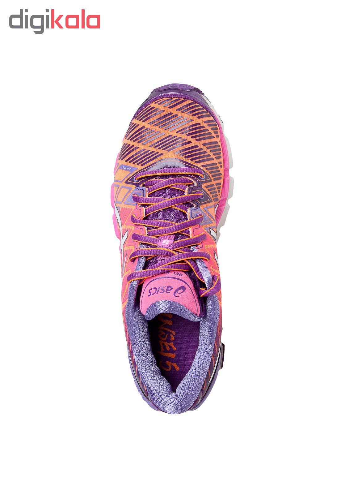کفش مخصوص دویدن زنانه اسیکس مدل GEL KINSEI 5