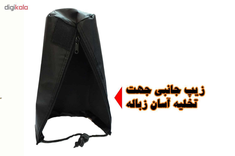 کیسه زباله آسان تخلیه خودرو مدل Ktb-1 main 1 3