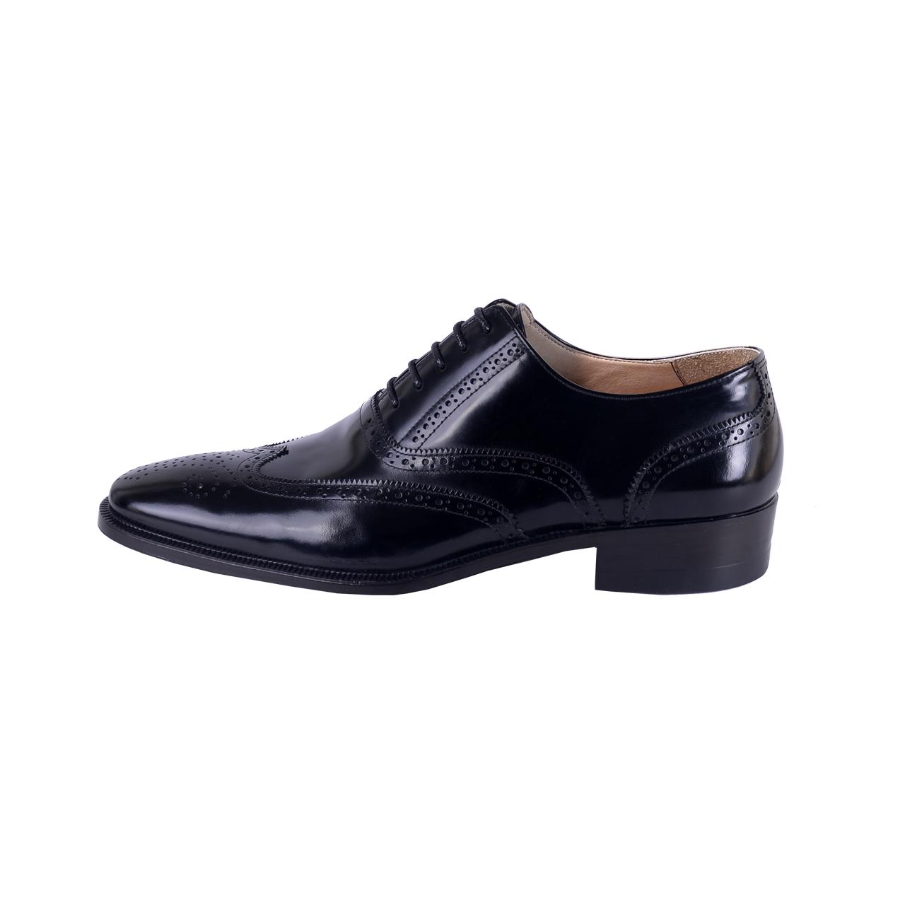 کفش مردانه چرم پاسارگاد کد 102576