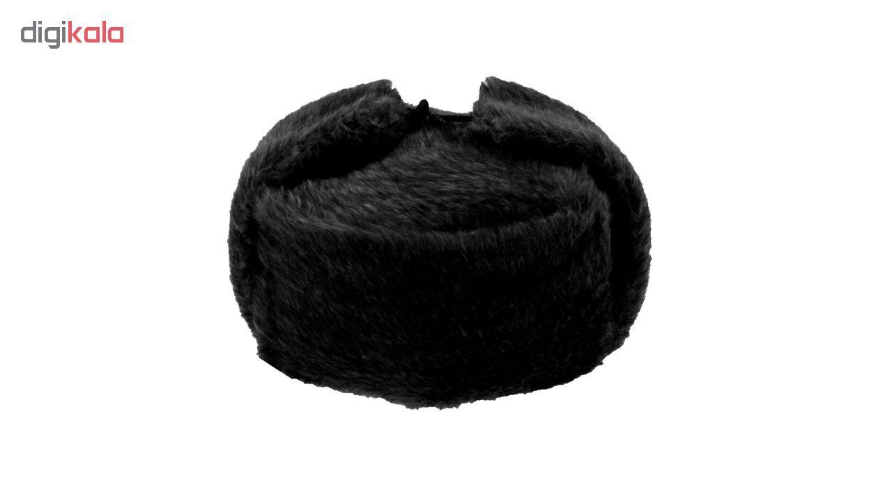کلاه روسی طرح پوست کد 1104 main 1 3