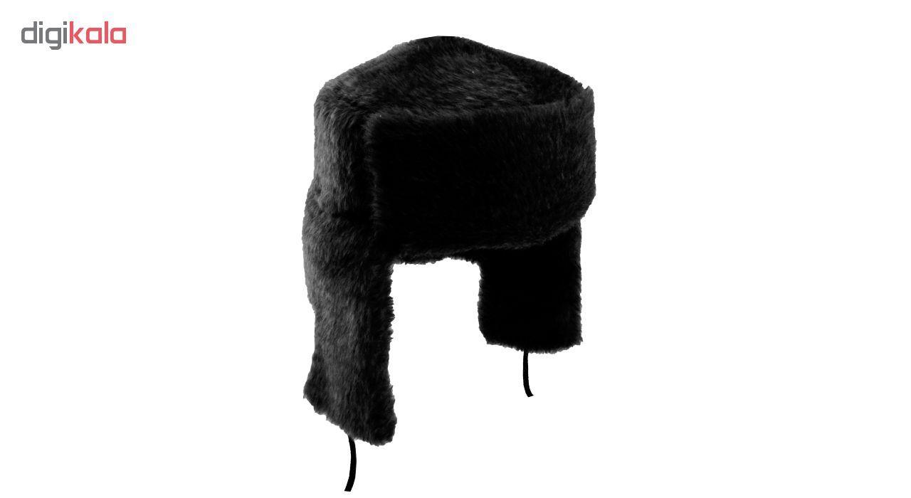 کلاه روسی طرح پوست کد 1104 main 1 4