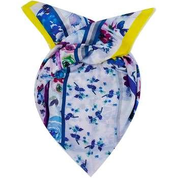 روسری روشا طرح گلهای بهاری کد 05