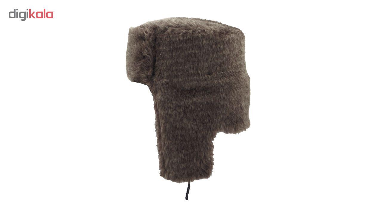 کلاه روسی طرح پوست کد 1105
