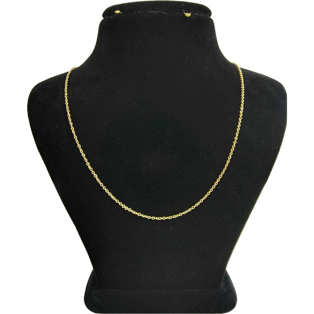 قیمت زنجیر طرح حلقه ای کد 492