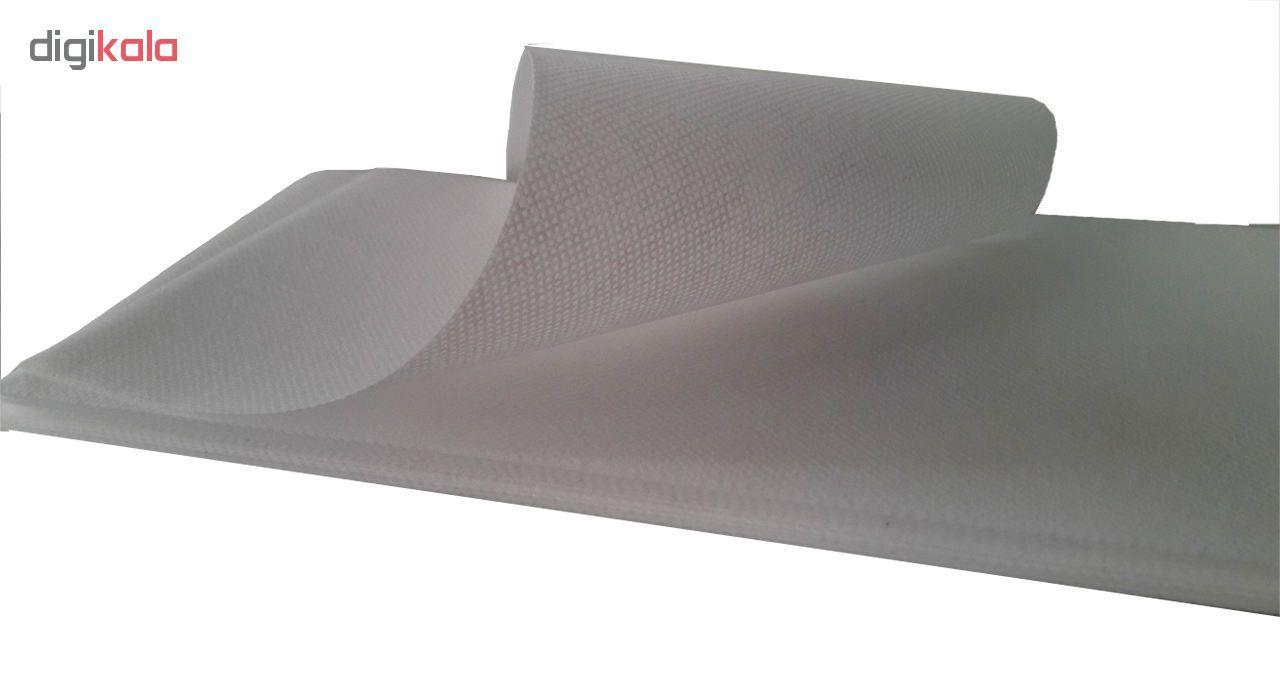 پد اپیلاسیون بدن دریا مجموعه 3 بسته 30 عددی و 9 عدد کاردک چوبی  main 1 2