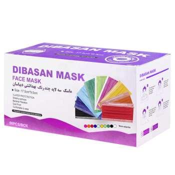 ماسک تنفسی مدل MOS01