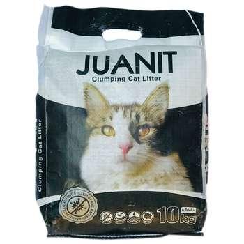 خاک بستر گربه ژوانیت مدل اکتیو وزن 10 کیلوگرم