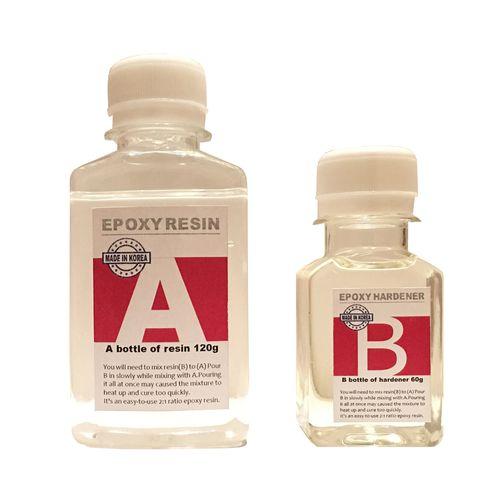 مایع رزین اپوکسی مدل A-B