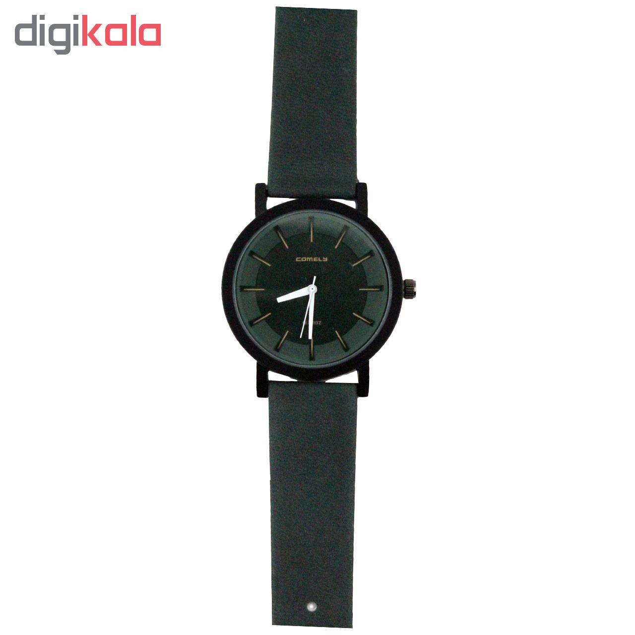 ساعت  کملی مدل KW-009