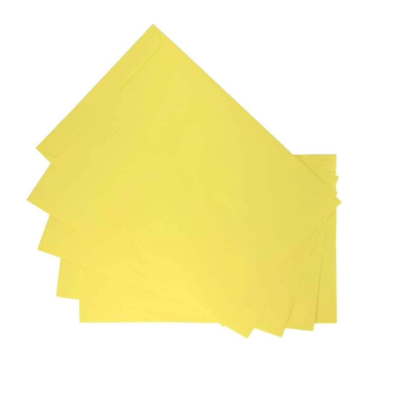 پاکت مقوایی  A4  زرد مدل Z20 بسته 20 عددی