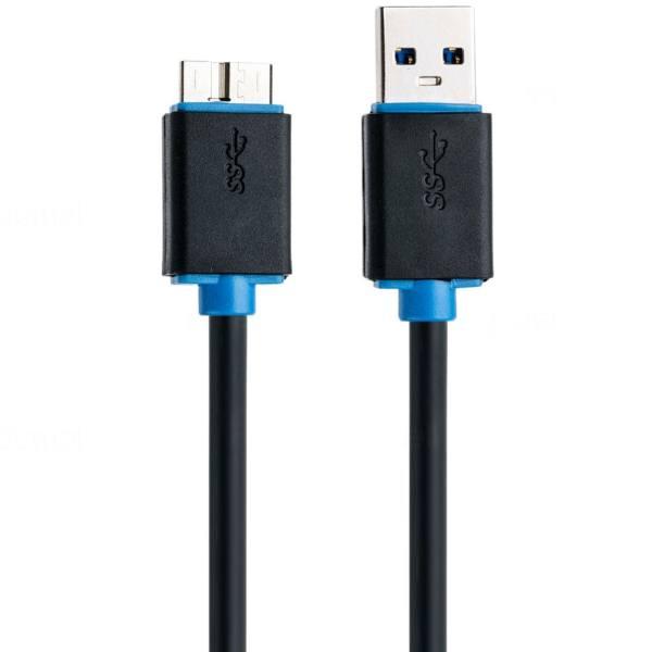 کابل تبدیل USB به microUSB پرولینک مدل PB458 طول 1.5 متر