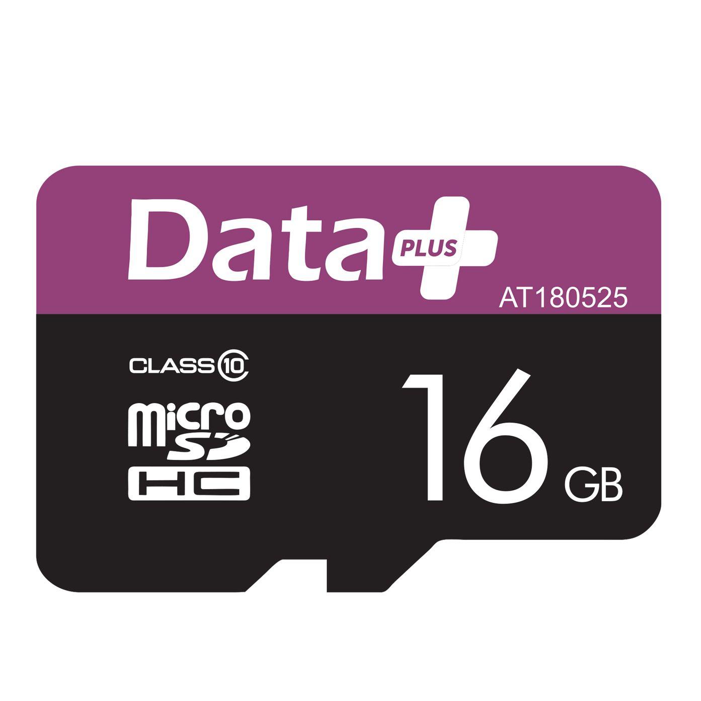 بررسی و {خرید با تخفیف} کارت حافظه microSDHC دیتاپلاس مدل AT180525 کلاس 10 ظرفیت 16 گیگابایت اصل