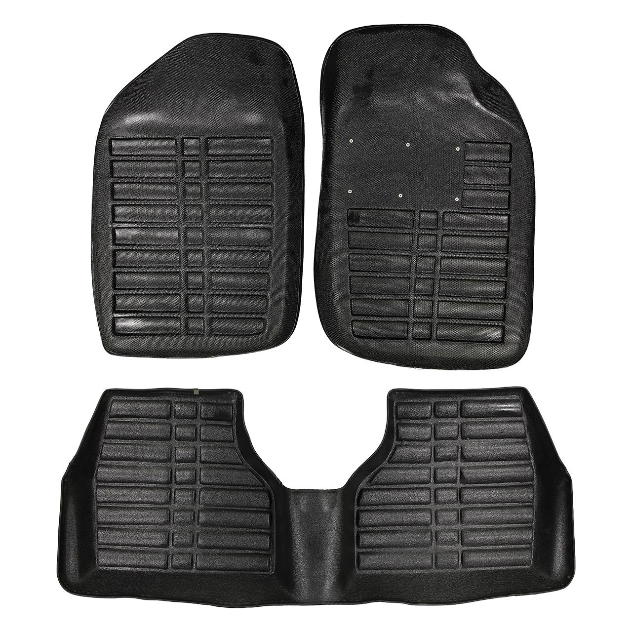 کفپوش سه بعدی خودرو اس اس ال مناسب برای پژو 405