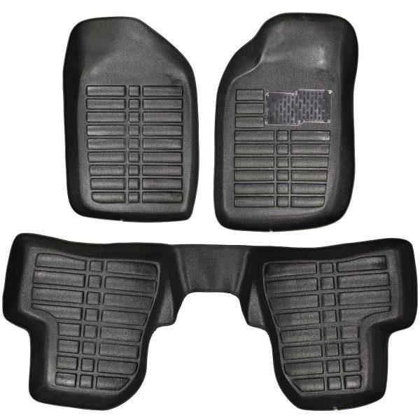 کفپوش سه بعدی خودرو اس اس ال مناسب برای پژو 206