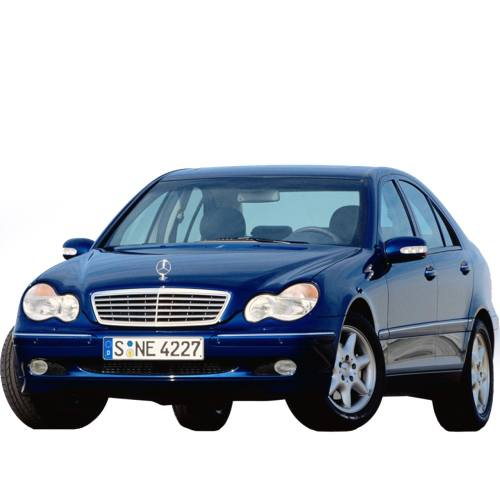 خودرو مرسدس بنز C240 اتوماتیک سال 2003