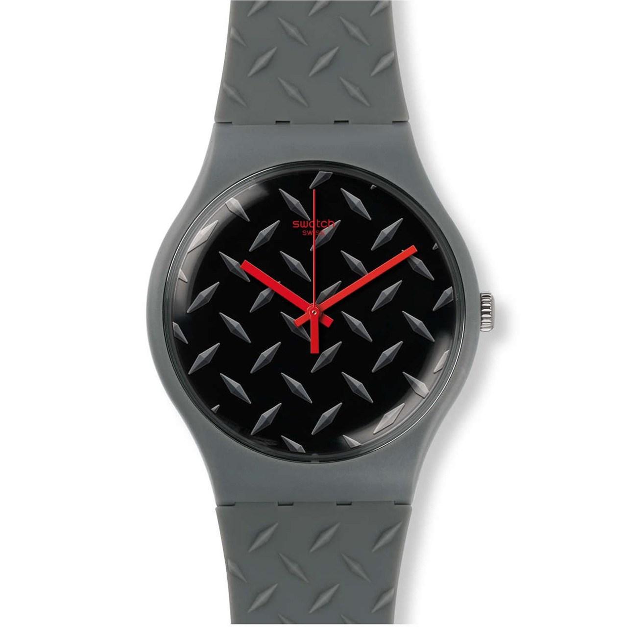 ساعت مچی عقربه ای مردانه سواچ مدل SUOM102 45