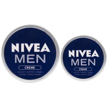 کرم مرطوب کننده آقایان نیوآ مدل Men Cream حجم 150 میلی لیتر به همراه کرم مرطوب کننده نیوآ مدل Men Cream حجم 75 میلی لیتر
