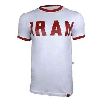 تی شرت هواداری مردانه طرح تیم ملی ایران کد 700308 |