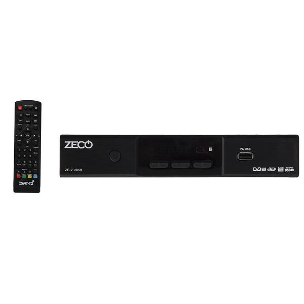 گیرنده دیجیتال زیکو مدل ZE-2 2059