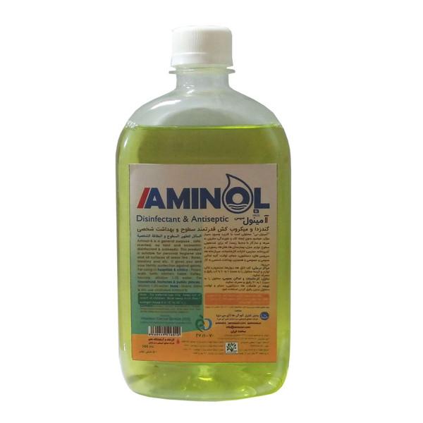محلول ضدعفونی کننده آمینول سیس مدل 746 حجم 500 میلی لیتر