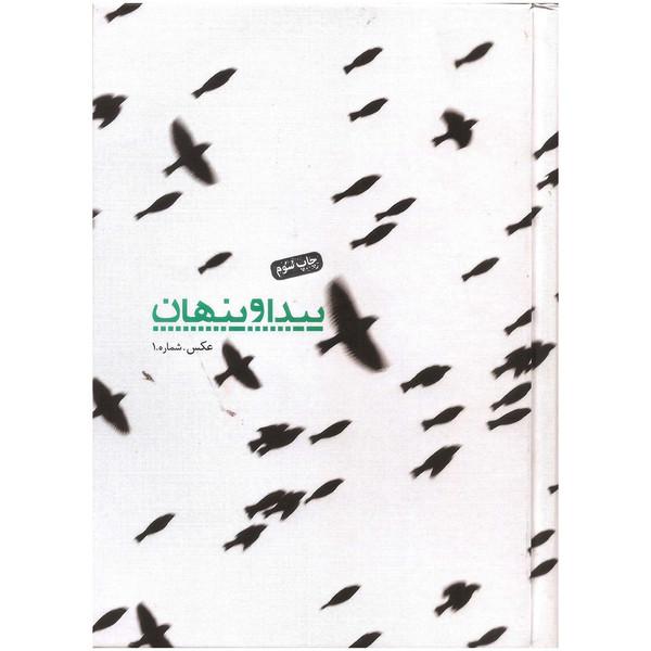 کتاب پیدا و پنهان به کوشش محمدابراهیم صافی نشر گرایش تازه