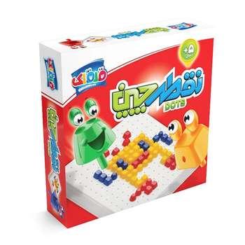 بازی نقطه چین قلقلک مدل 02