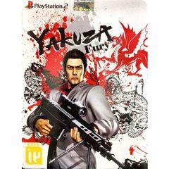 بازی YAKUZA Fury مخصوص پلی استیشن 2