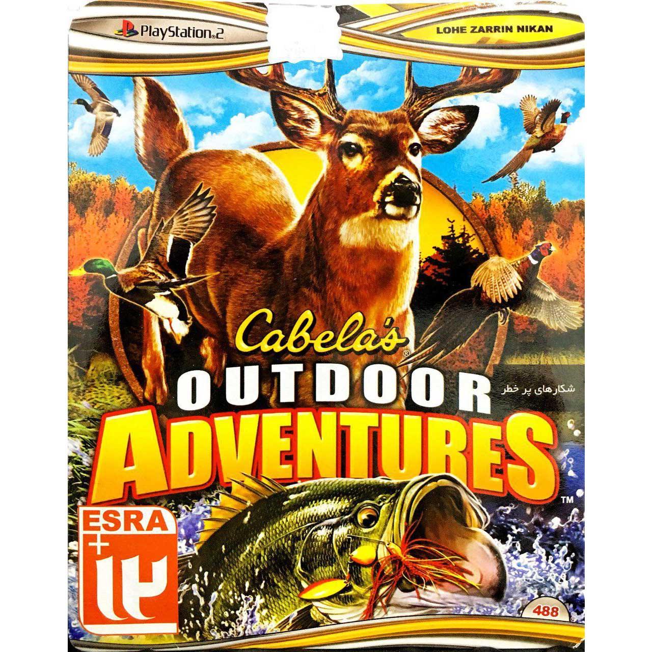 بازی Cabelas Outdoor Adventures مخصوص پلی استیشن 2