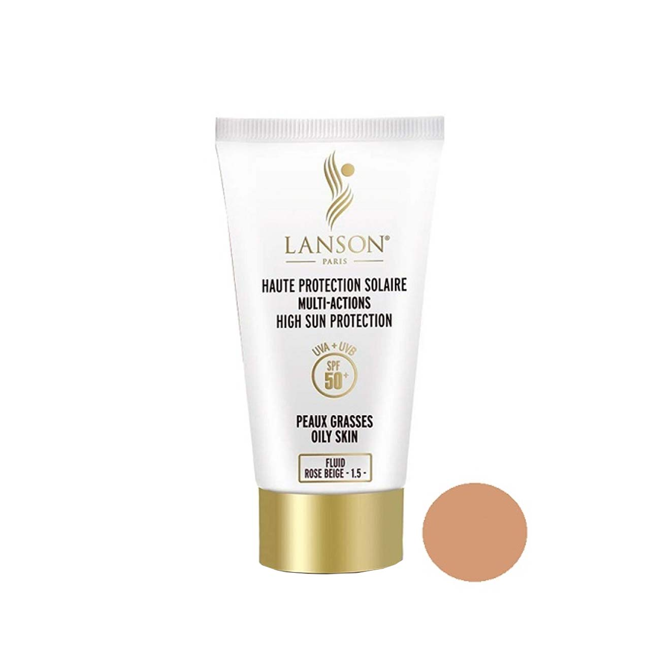 قیمت کرم ضد آفتاب رنگی لانسون مدل Multi action شماره 1.5 حجم 40 میلیلیتر