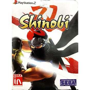 بازی Shinobi مخصوص پلی استیشن 2